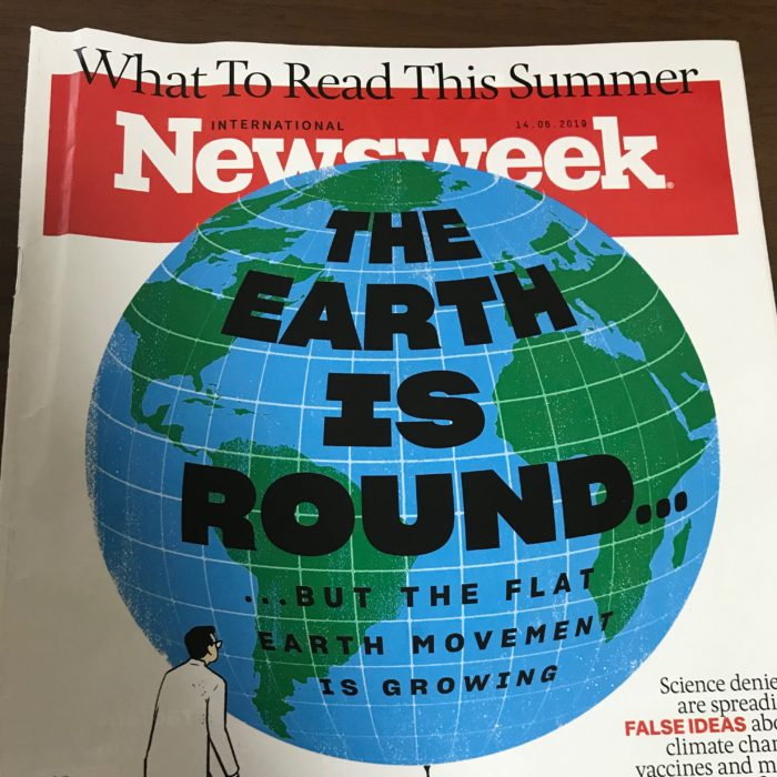 Newsweek英語版の難易度