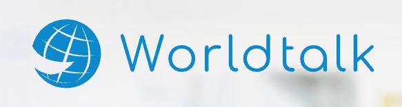 ワールドトークロゴ